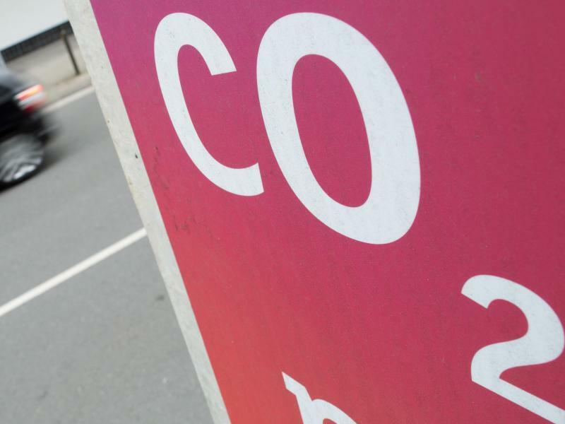 CO2-Ausstoß - Foto: Julian Stratenschulte