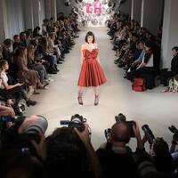 Berliner Fashion Week - Foto: Monika Skolimowska