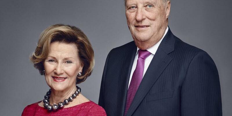 Königin Sonja & König Harald - Foto: Joergen Gomnaes/Norwegian Royal Court