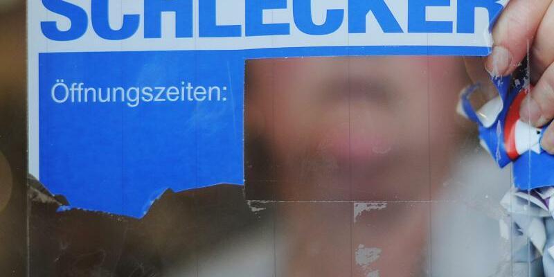 Schlecker - Foto: Julian Stratenschulte