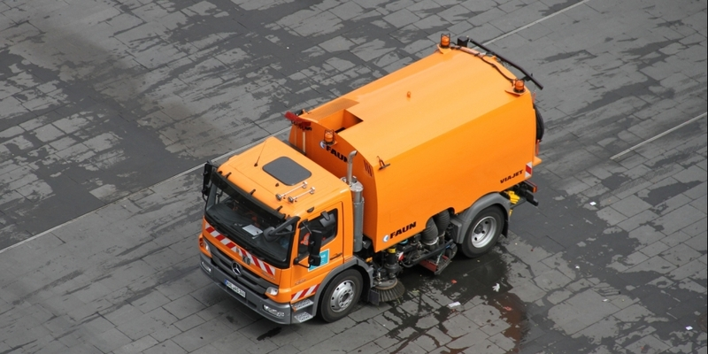 Straßenreinigung - Foto: über dts Nachrichtenagentur