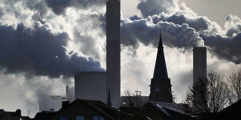 Kraftwerk Frimmersdorf - Foto: Oliver Berg