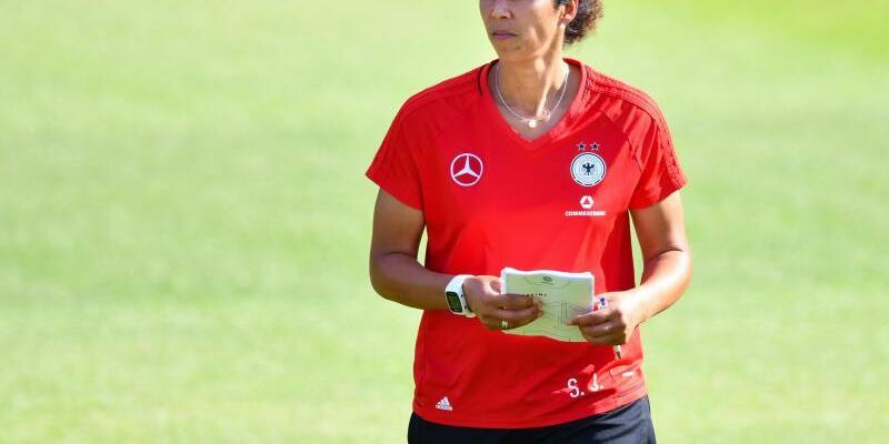 Bundestrainerin - Foto: Uwe Anspach
