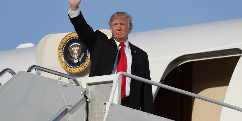 Donald Trump - Foto: Carolyn Kaster