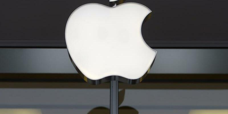 Apple-Logo - Foto: Shawn Thew/Illustration