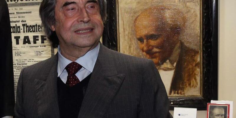Riccardo Muti - Foto: Matteo Bazzi