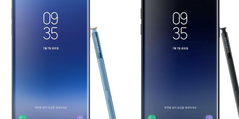 Galaxy Note FE - Foto: Samsung/YNA
