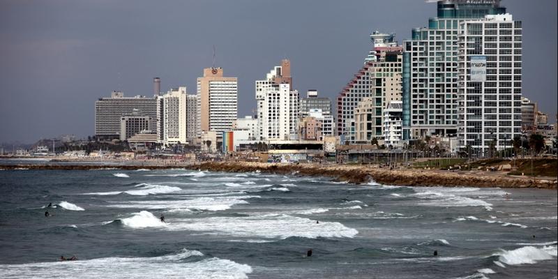 Strand von Tel Aviv - Foto: über dts Nachrichtenagentur