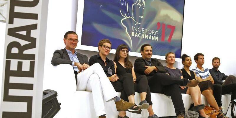 Ingeborg-Bachmann-Preis - Foto: Gert Eggenberger