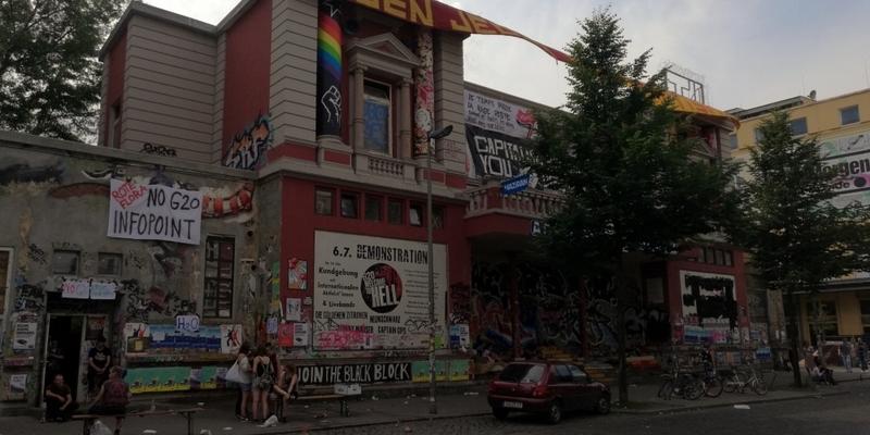 Rote Flora in Hamburg - Foto: über dts Nachrichtenagentur