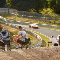 Touristenfahrten auf dem Nürburgring - Foto: Thomas Frey