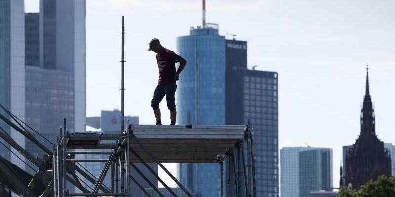 Arbeiter - Foto: Frank Rumpenhorst
