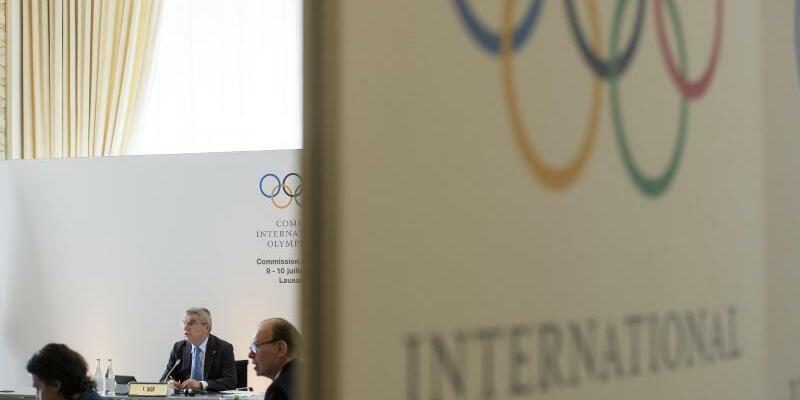 IOC-Exekutivkommitee - Foto: Jean-Christophe Bott