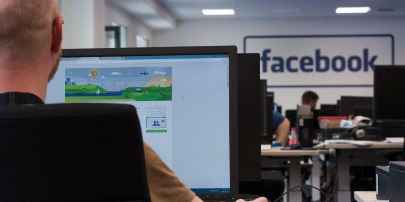 Facebook-Löschzentrum - Foto: Soeren Stache