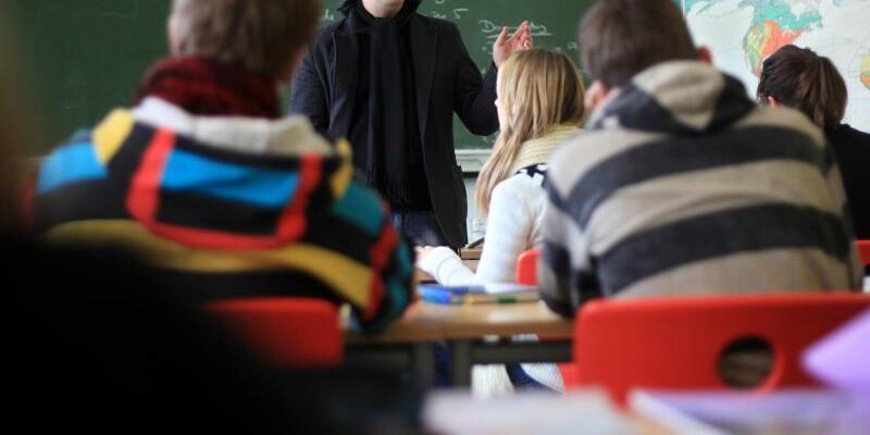 Schüler in NRW - Foto: Julian Stratenschulte