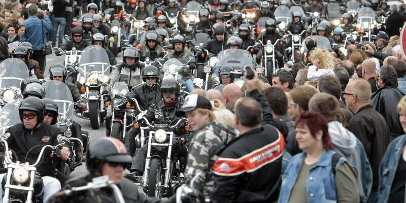 Harley Days - Foto: Ulrich Perrey