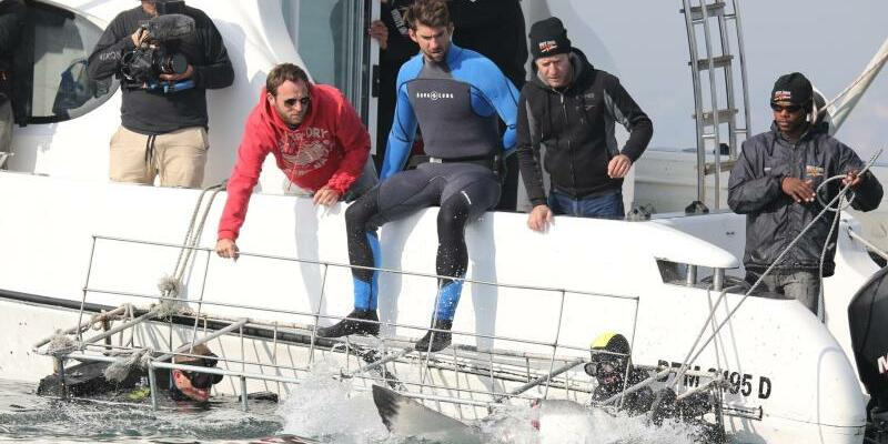 Michael Phelps - Foto: Discovery Channel