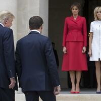 Trump in Frankreich - Foto: Ian Langsdon