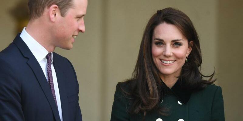 Prinz William & Herzogin Kate - Foto: Victoria Jones