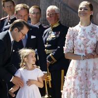 Schwedische Kronprinzessin feiert 40. - Foto: Christine Olsson