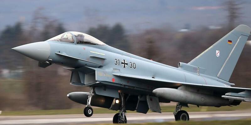 Eurofighter - Foto: Oliver Berg