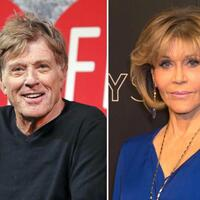 Robert Redford und Jane Fonda - Foto: Frey Sanjuan