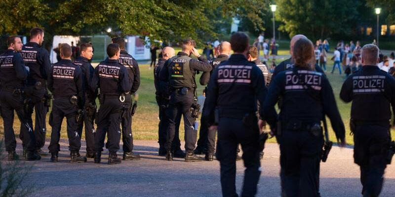 Polizei - Foto: Deniz Calagan
