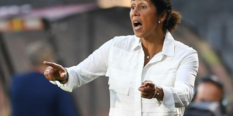 Bundestrainerin - Foto: Carmen Jaspersen
