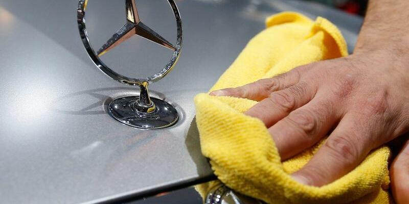 Daimler - Foto: Laurent Dubrule/Symbolbild