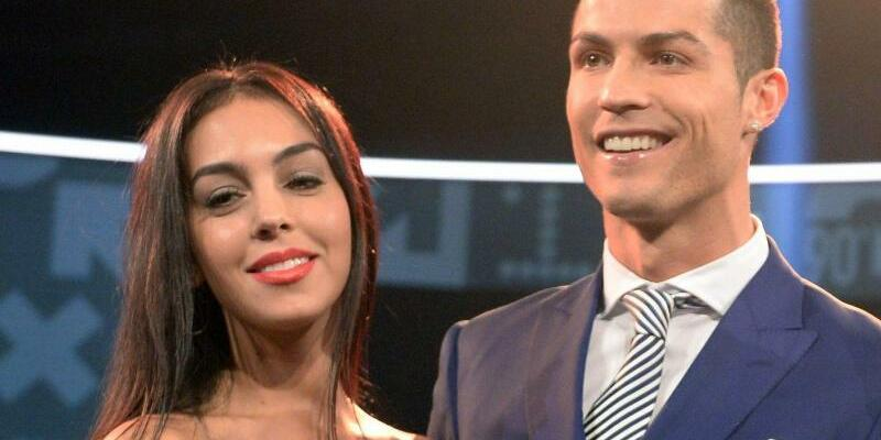 Cristiano Ronaldo und Georgina Rodriguez - Foto: Patrick Seeger