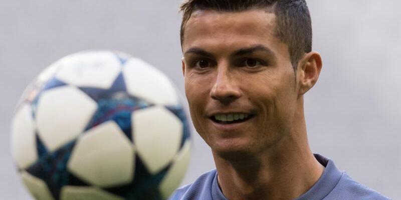 Cristiano Ronaldo - Foto: Sven Hoppe