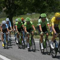 Favorit - Foto: Auch die 19. Etappe wird Chris Froome als Gesamtführender angehen. Foto:Peter Dejong
