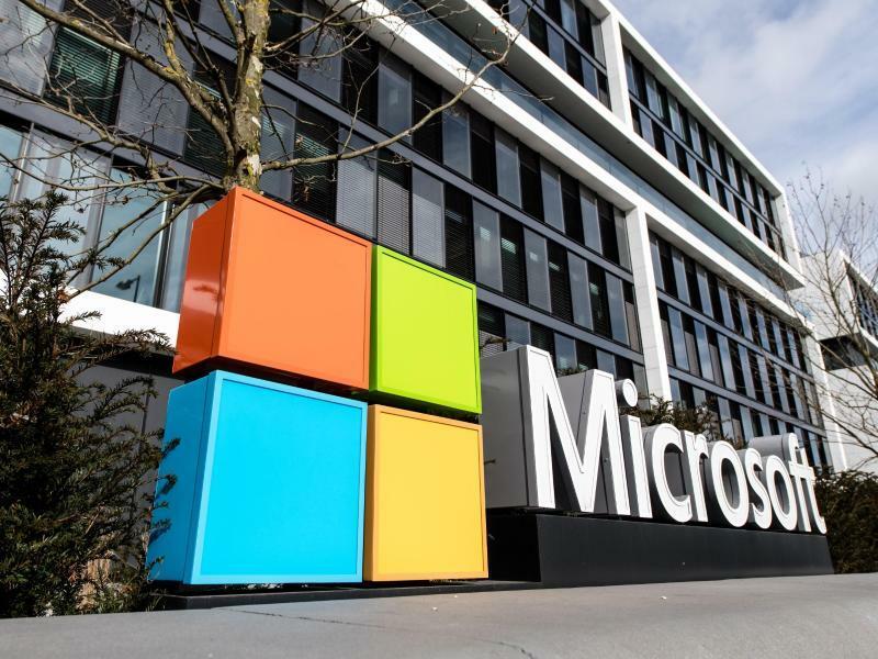 Microsoft - Foto: Matthias Balk