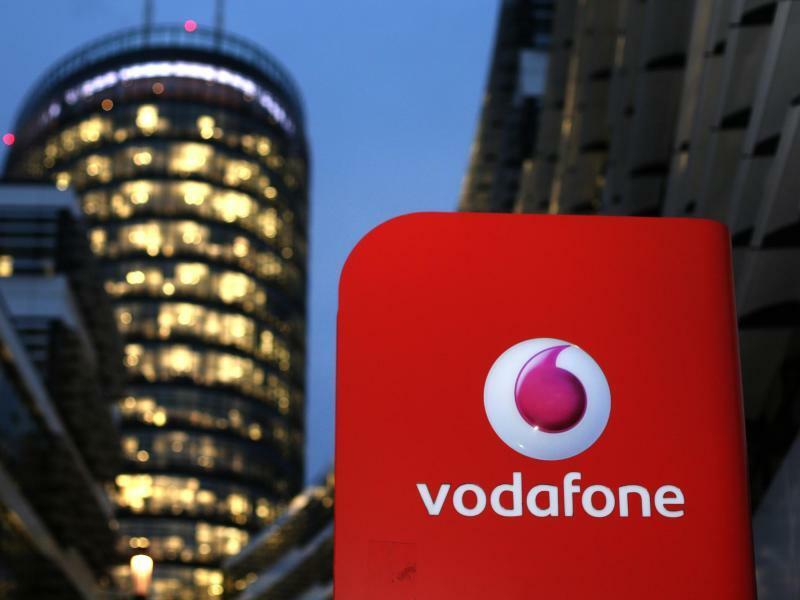 Vodafone - Foto: Ina Fassbender