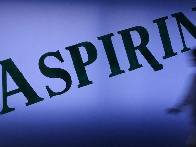 Aspirin - Foto: Peter Endig/Archiv