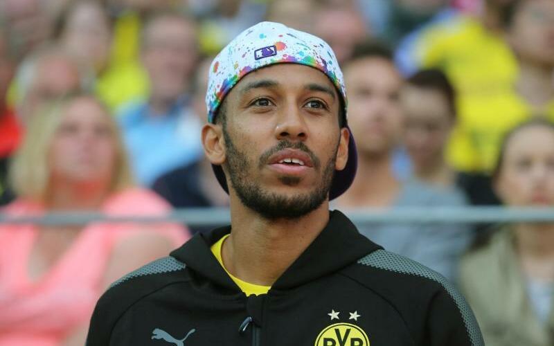 BVB-Superstar - Foto: Spekulationen über einen Transfer von Pierre-Emerick Aubameyang hören nicht auf. Foto:Ina Fassbender