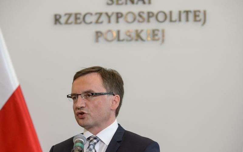Senatssitzung in Warschau - Foto: Marcin Obara