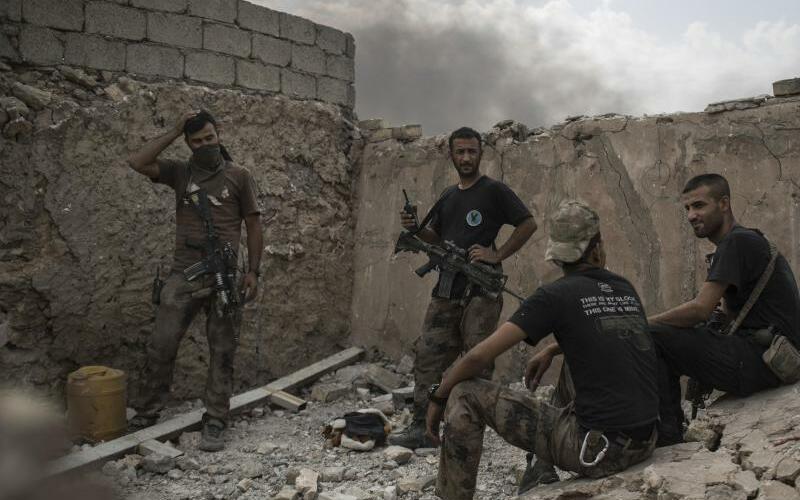 Kämpfe in Mossul - Foto: Felipe Dana