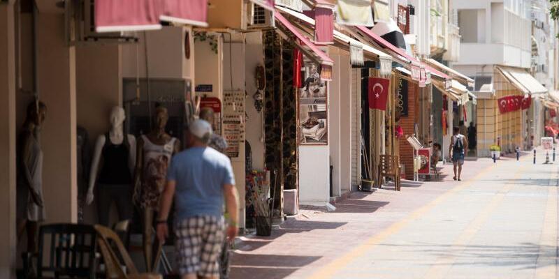 Tourismus in der Türkei - Foto: Marius Becker