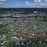 Gelände des Wacken Open Air - Foto: Axel Heimken/dpa