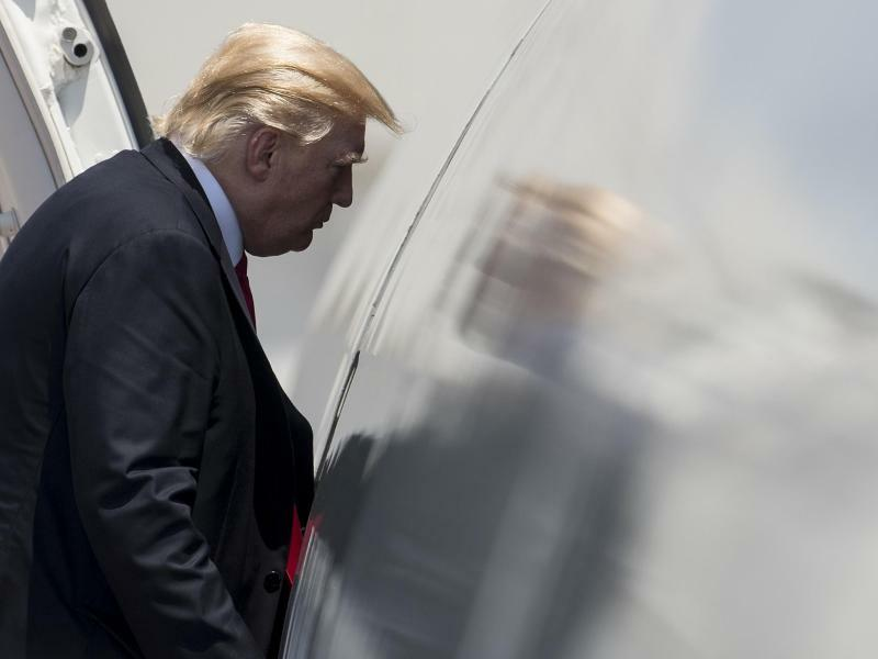 Trump - Foto: Carolyn Kaster