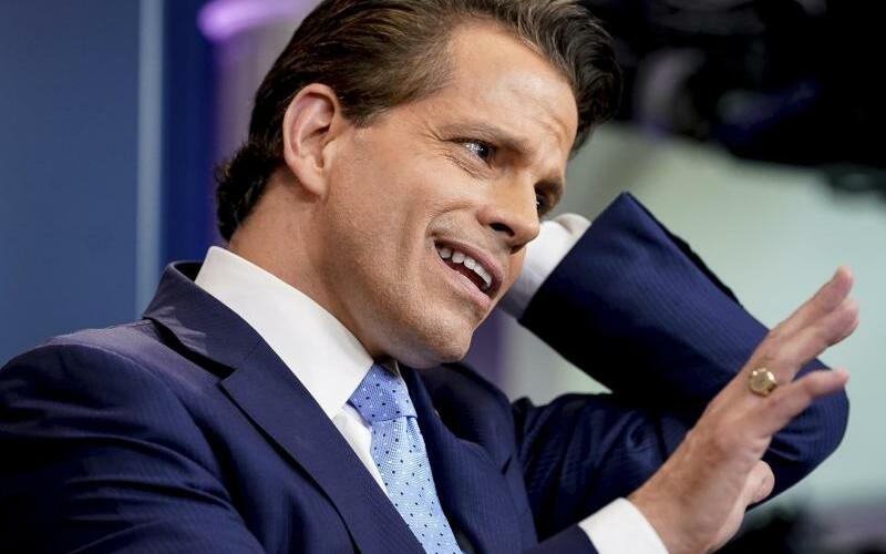 Anthony Scaramucci - Foto: Andrew Harnik