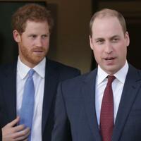 Prinz Harry und Prinz William - Foto: Yui Mok