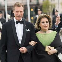 Großherzog Henri und Großherzogin Maria Teresa - Foto: Nesvold, Jon Olav