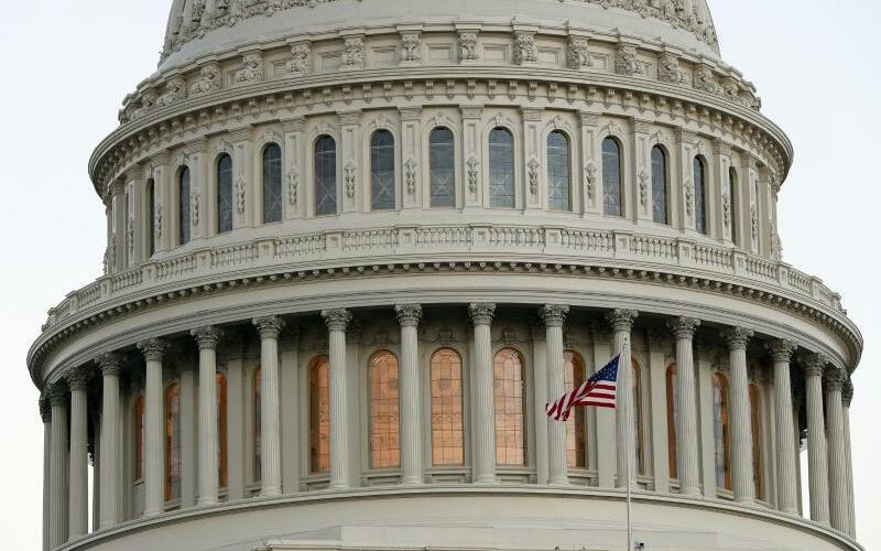 Kapitol in Washington - Foto: Alex Brandon