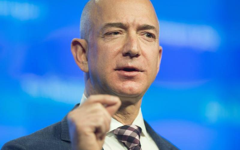Jeff Bezos - Foto: Michael Reynolds