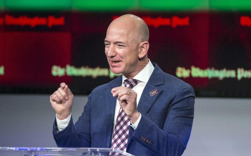 Jeff Bezos - Foto: J. Scott Applewhite