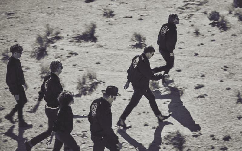 Arcade Fire - Foto: Arcade Fire sind ganz nah dran an Abba. Foto:Guy Aroch
