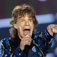 Mick Jagger - Foto: Sebastiao Moreira