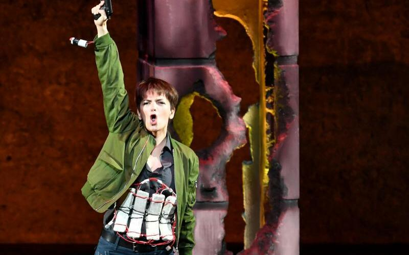 Salzburger Festspiele: La Clemenza di Tito - Foto: Barbara Gindl